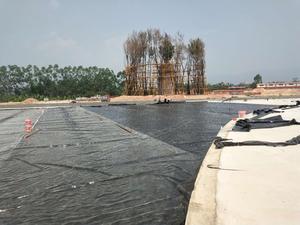 福建漳州人工湖